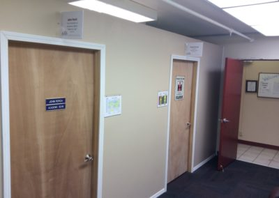 Faculty Office Expansion ($5,000)