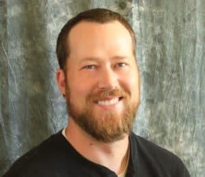 Justin Archuletta, Director of Recruitment & Admissions